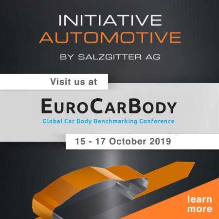 Picture with link and info on the topic: Automotive Initiative at EuroCarBody 2019